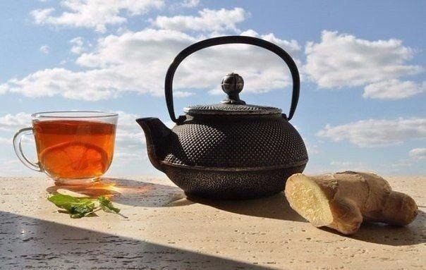 Чай, который растопил все килограммы