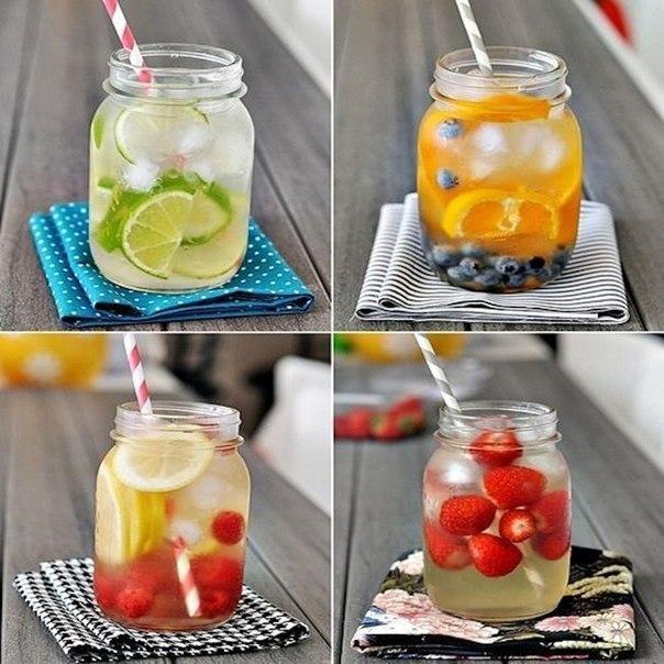 Топ-6 лучших напитков для здорового организма
