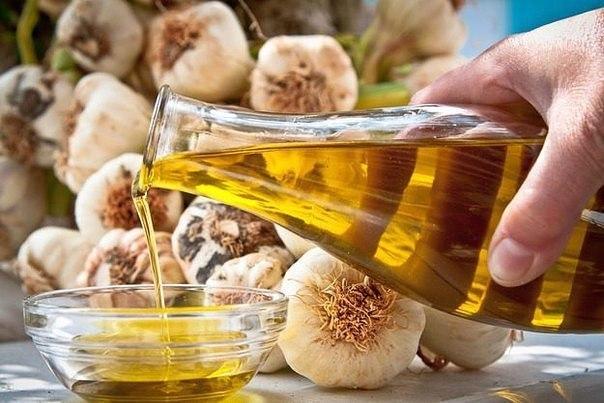 Чесночное масло рецепт для сосудов