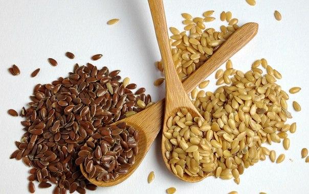 Семена льна — простой метод «генеральной уборки» кишечника