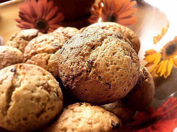 Самое диетическое печенье