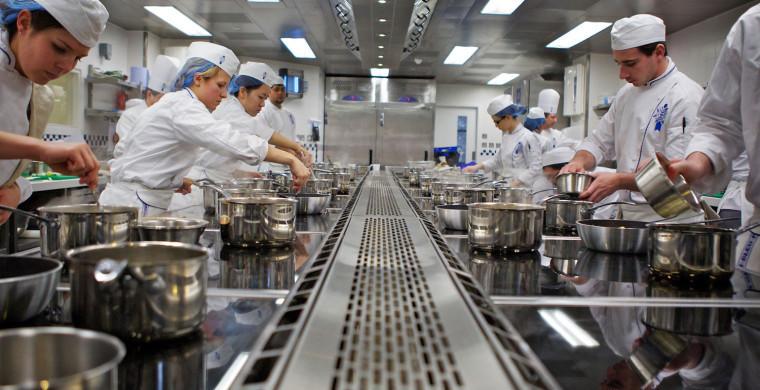 Кулинарное образование за рубежом в лучших школах