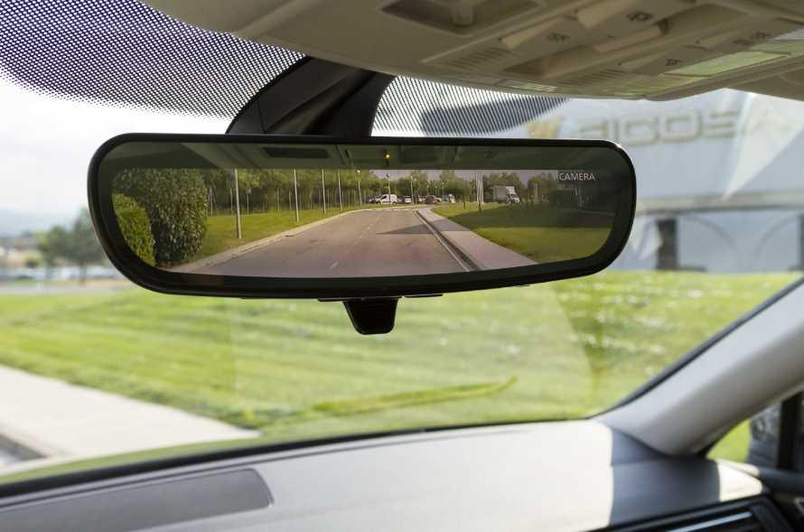 Наружные зеркала для автомобилей — тренды 2021 года